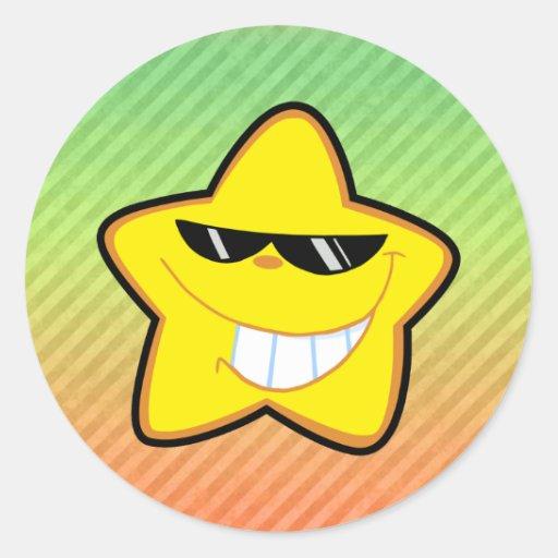Una estrella animada - Imagui