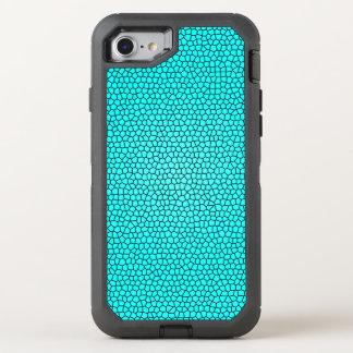 Diseño de la impresión de la sirena del trullo funda OtterBox defender para iPhone 7