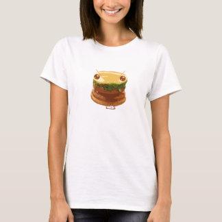 diseño de la leche camiseta