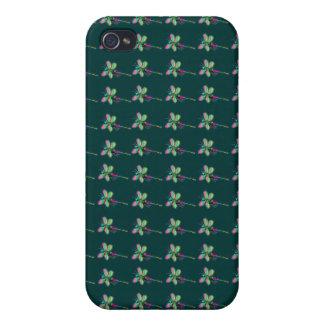 Diseño de la libélula iPhone 4 carcasa