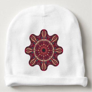 Diseño de la mandala gorrito para bebe