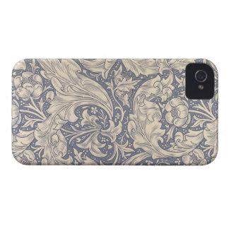 """Diseño de la """"margarita"""" (materia textil) iPhone 4 protectores"""