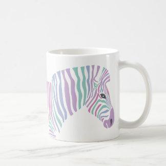 Diseño de la taza de la cebra por MuffinChops