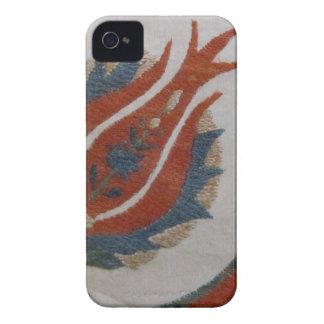 Diseño de la tela Case-Mate iPhone 4 cárcasa