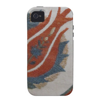 Diseño de la tela Case-Mate iPhone 4 carcasas