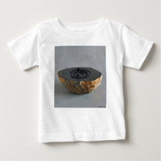 Diseño de las esculturas camiseta de bebé
