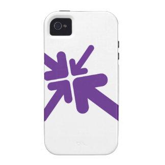 Diseño de las flechas Case-Mate iPhone 4 funda