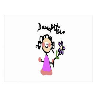 Diseño de las hijas postales