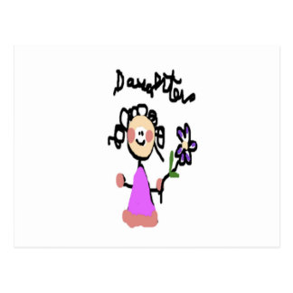 Diseño de las hijas postal