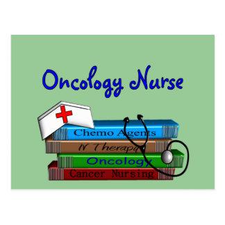 """Diseño de los """"libros"""" de la enfermera de Oncolgoy Postal"""