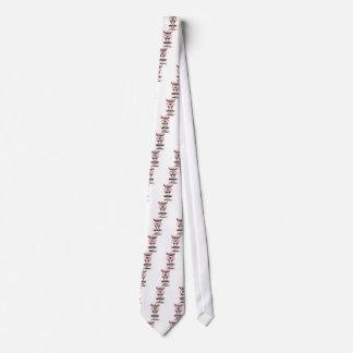 diseño de los mecánicos corbata personalizada