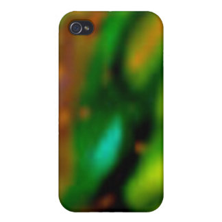 Diseño de los pescados iPhone 4 cárcasas