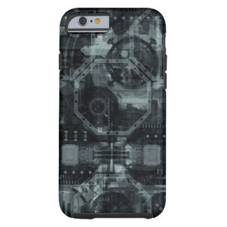 Diseño de Mechyen Funda Resistente iPhone 6