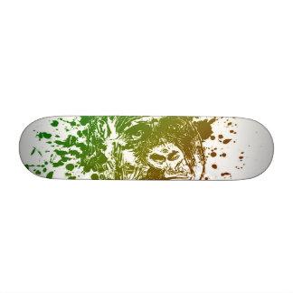 Diseño de mono tabla de skate