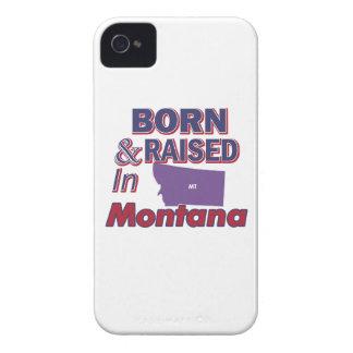 Diseño de Montana Funda Para iPhone 4 De Case-Mate