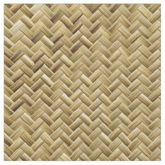 Diseño de oro de la armadura de cesta telas