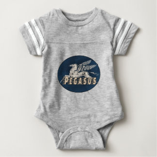 Diseño de Pegaso del vintage Body Para Bebé