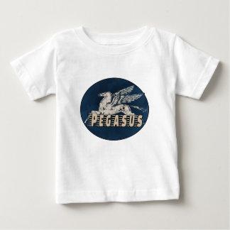 Diseño de Pegaso del vintage Camiseta De Bebé