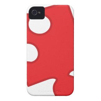 Diseño de PonyMaker_Puzzle iPhone 4 Case-Mate Cobertura