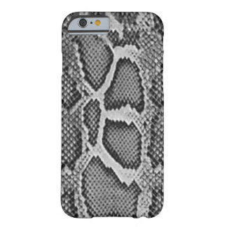 Diseño de Snakeskin, modelo de la piel de Funda De iPhone 6 Barely There