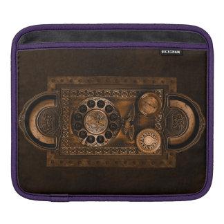 Diseño de Steampunk con los diales y los Funda Para iPads