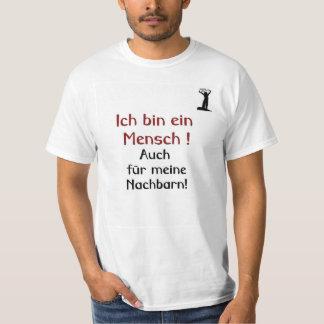 diseño de transformación - persona vecino - camisetas