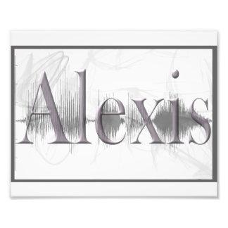 Diseño del arte gráfico de Alexis Sononome Cojinete