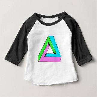 diseño del arte pop 90s camiseta de bebé