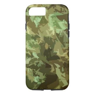 Diseño del camuflaje del ejército funda iPhone 7