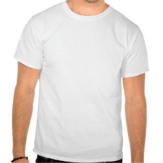 Diseño del cangrejo del vintage camisetas