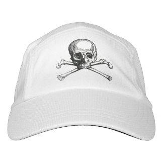Diseño del cráneo y del gorra de los huesos de la gorra de alto rendimiento