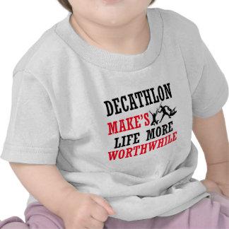 diseño del decathlon camiseta