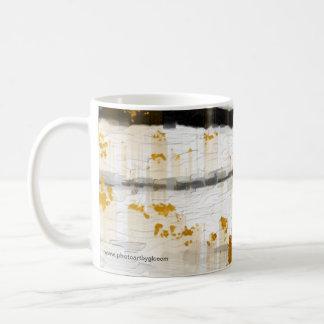 Diseño del extracto de la taza de café