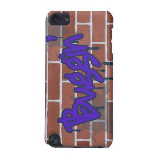 diseño del ghetto de la pintada del buggin funda para iPod touch 5