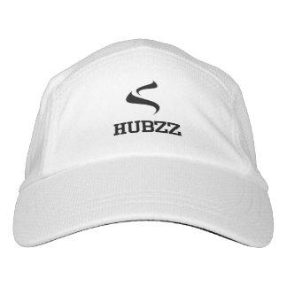 Diseño del gorra del hombre de HUBZZ en blanco Gorra De Alto Rendimiento