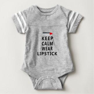 diseño del lápiz labial lindo body para bebé