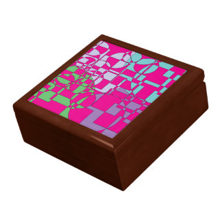 Diseño del momento crucial caja de regalo