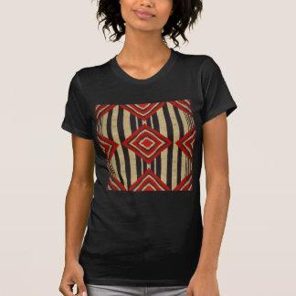 Diseño del nativo americano camiseta