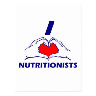DISEÑO DEL NUTRICIONISTA POSTAL
