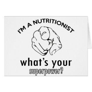 diseño del nutricionista