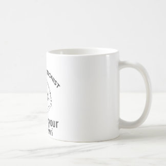 diseño del nutricionista taza clásica