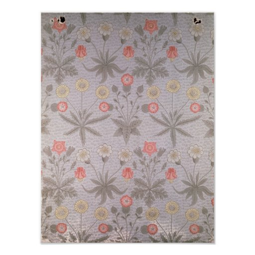 Diseño del papel pintado de Daisy Posters