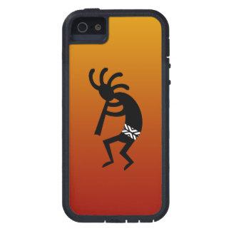 Diseño del sudoeste que baila Kokopelli Funda iPhone SE/5/5s