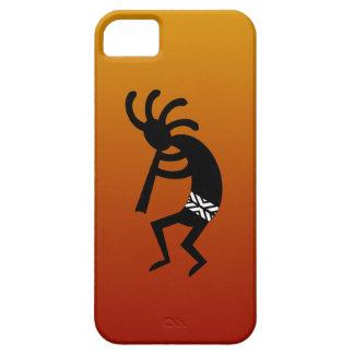 Diseño del sudoeste que baila Kokopelli Funda Para iPhone SE/5/5s