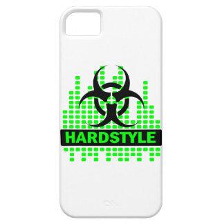 Diseño del tempo de Hardstyle iPhone 5 Case-Mate Cárcasas