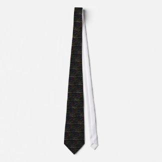 Diseño del texto de Michael ato II Corbata Personalizada