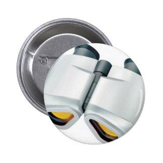 Diseño del vector de los prismáticos pins