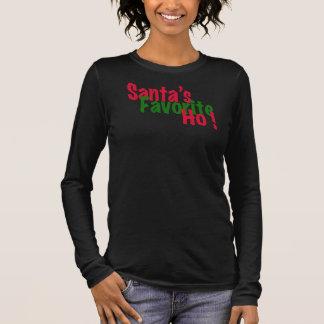 diseño divertido de la camiseta del navidad del