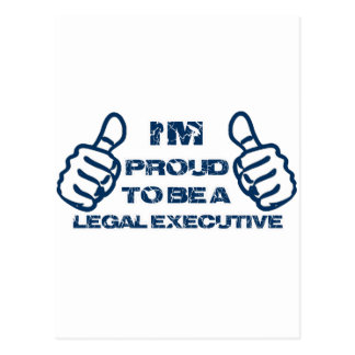 Diseño ejecutivo legal postal
