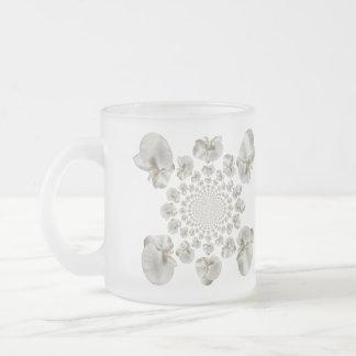 Diseño elegante de la taza